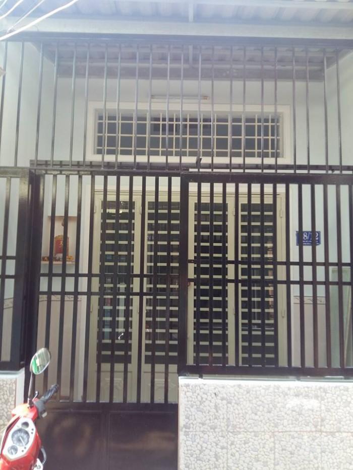 Nhà 48/12 đường số 14 A quận Bình Tân
