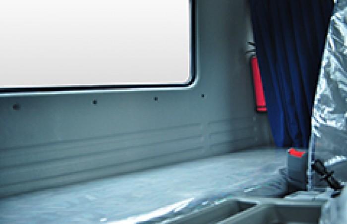 Thaco Auman C160 thùng mui bạt
