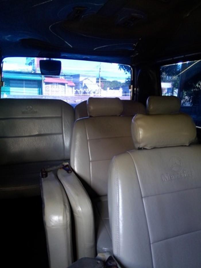 Xe ô tô 16 chỗ đời 2001