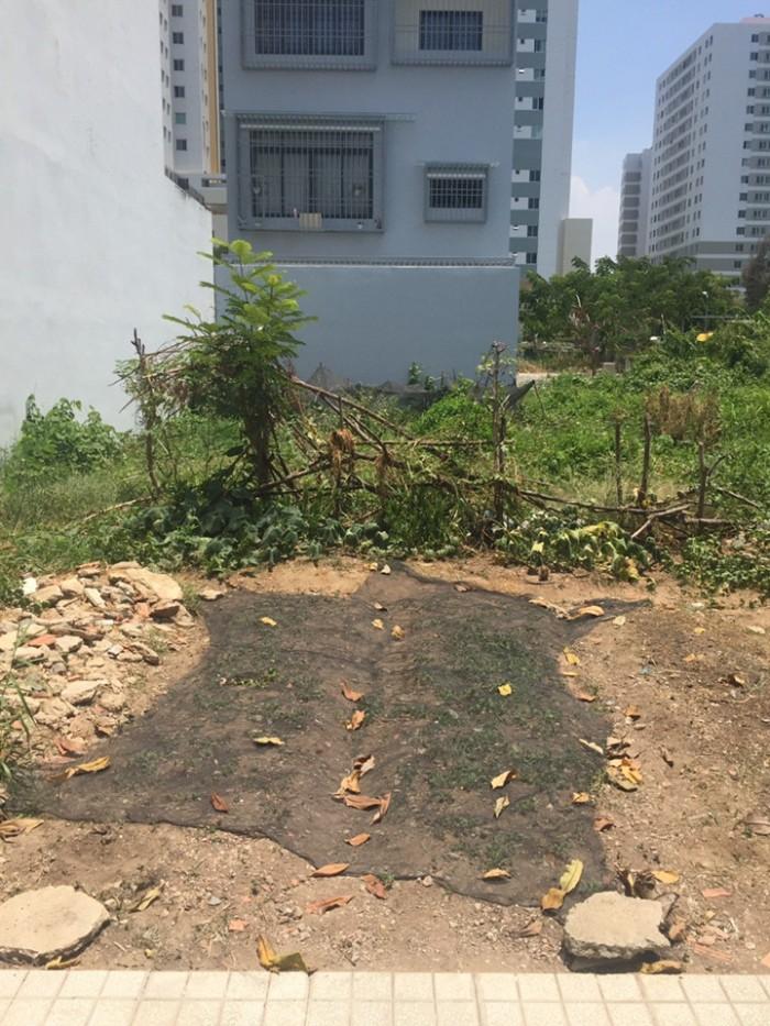 Cần bán lô đất hẻm 1135 Huỳnh Tấn Phát, Phú Thuận, Q7,DT4x16m
