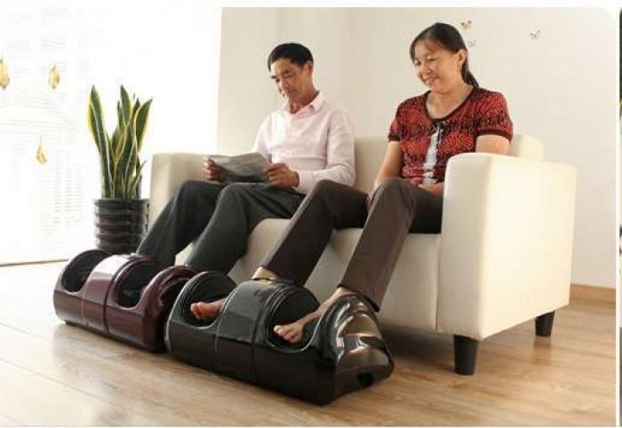 Máy massage xoa bóp chân cao cấp Nhật Bản,máy massage cầm tay 11 đầu
