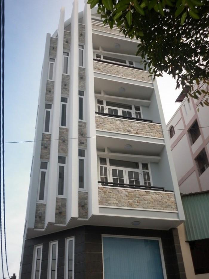 Bán nhà hẻm xe hơi Lê Thị Riêng , Bến Thành , Q.1