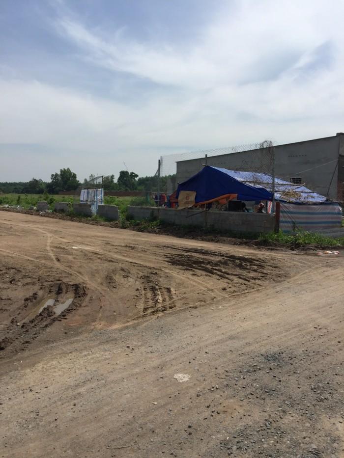 Cần bán lô đất mặt tiền đường Liên Cảng 32m