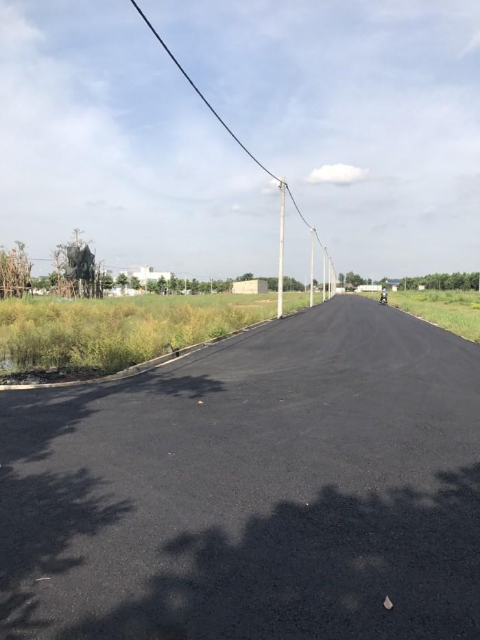 Bán đất trung tâm Thị Trấn Trảng Bom.thổ cư sổ riêng trả góp ko lãi suất