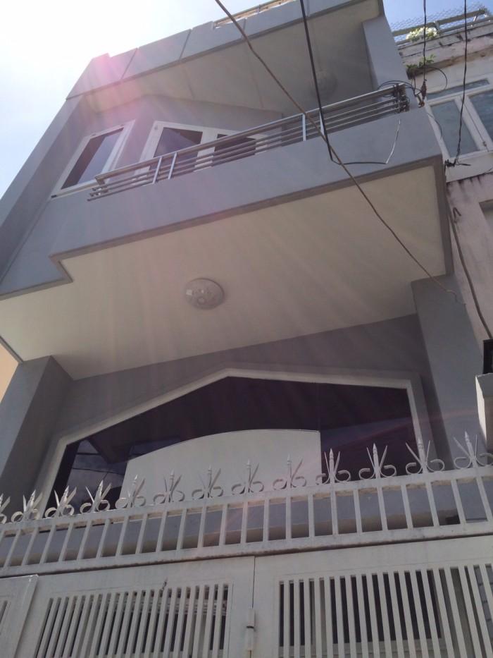 Bán Gấp Nhà Phan Văn Trị, Dt 42M2