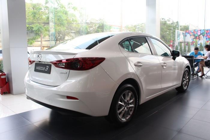 Mazda 3 sản xuất năm 2018 Số tự động Động cơ Xăng