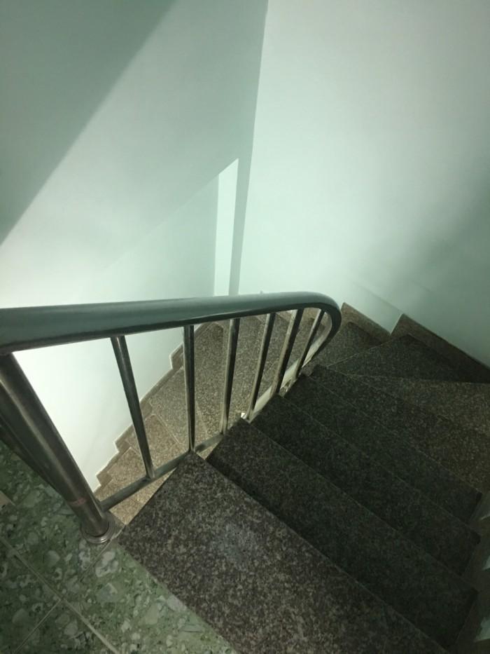 Cho thuê nhà ngay cầu Tạ Quang Bửu Q.8  3,5x18 1 triệt 1 lầu, 3 phòng ngủ - nhà mới sơn