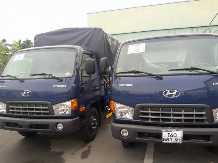 Xe Tải 6,5 Tấn Hyundai HD99 Đô Thành - Giá Xe Hyundai HD99 6,5 Tấn Đô Thành Khuyến Mãi Trước Bạ 0