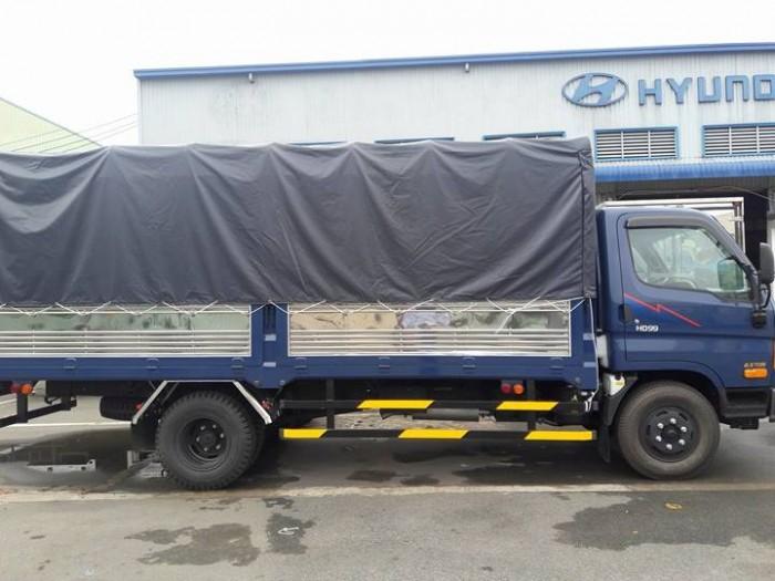 Xe Tải 6,5 Tấn Hyundai HD99 Đô Thành - Giá Xe Hyundai HD99 6,5 Tấn Đô Thành Khuyến Mãi Trước Bạ 1