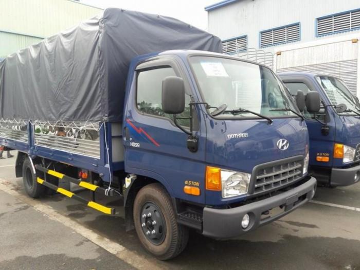 Xe Tải 6,5 Tấn Hyundai HD99 Đô Thành - Giá Xe Hyundai HD99 6,5 Tấn Đô Thành Khuyến Mãi Trước Bạ 2