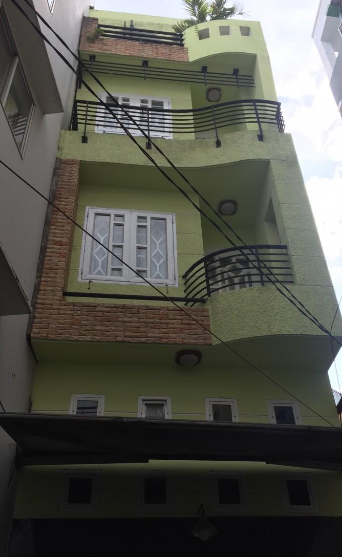 Nhà Vạn Kiếp, Bình Thạnh, 50m, HXH, TL