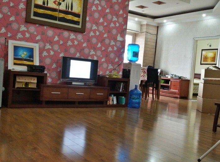Cần bán căn hộ  96m2 tòa Vimeco II, Nguyễn Chánh, Trung Hòa Cầu Giấy