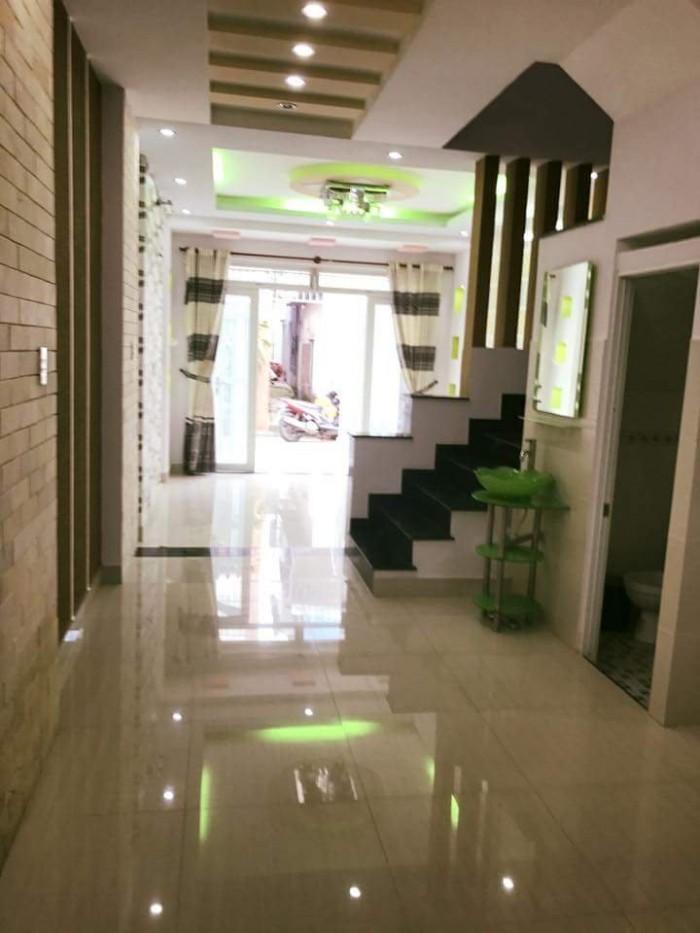 Bán Nhà hẻm 79 Bùi Quang Là, phường 12, quận Gò Vấp, 4 x 13m, 1 Trệt + 1 Lầu, giá 2,78 tỷ