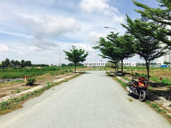 Bán đất tại Đường Nguyễn Thi Định - Quận 2 - Hồ Chí Minh Diện tích: 100m2