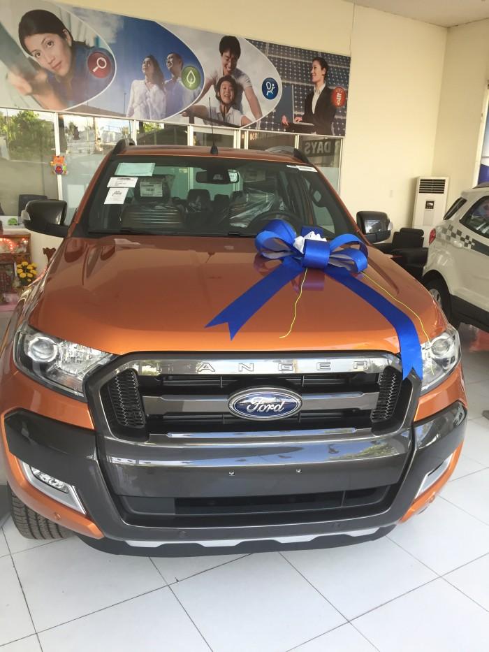 Ford Ranger Wildtrak 3.2l 4x4 AT
