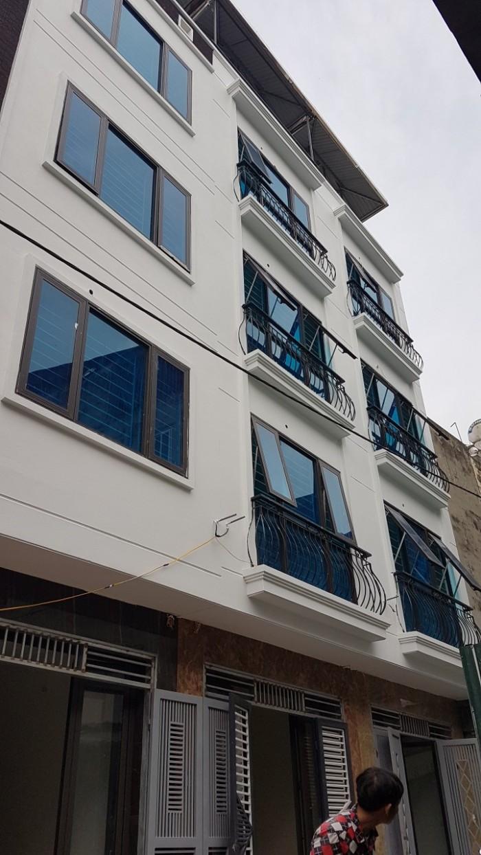 Bán Nhà 5 Tầng 168 Kim Giang Cạnh Trường Đh Thang Long  32 M2