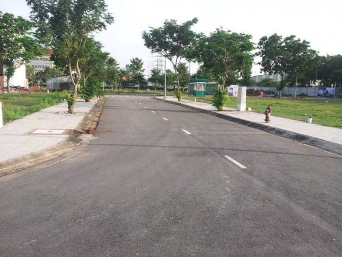 Đất phân lô đường Đồng Văn Cống quận 2