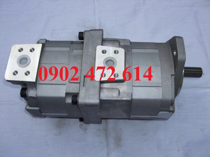 Bơm thủy lực xe xúc lật WA450-3/ WA470-3/ 705-52-30280. 3
