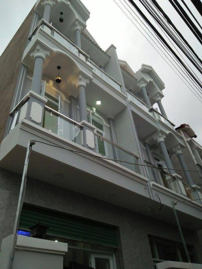 Bán nhà sổ hồng riêng đường Huỳnh Tấn Phát Nhà Bè