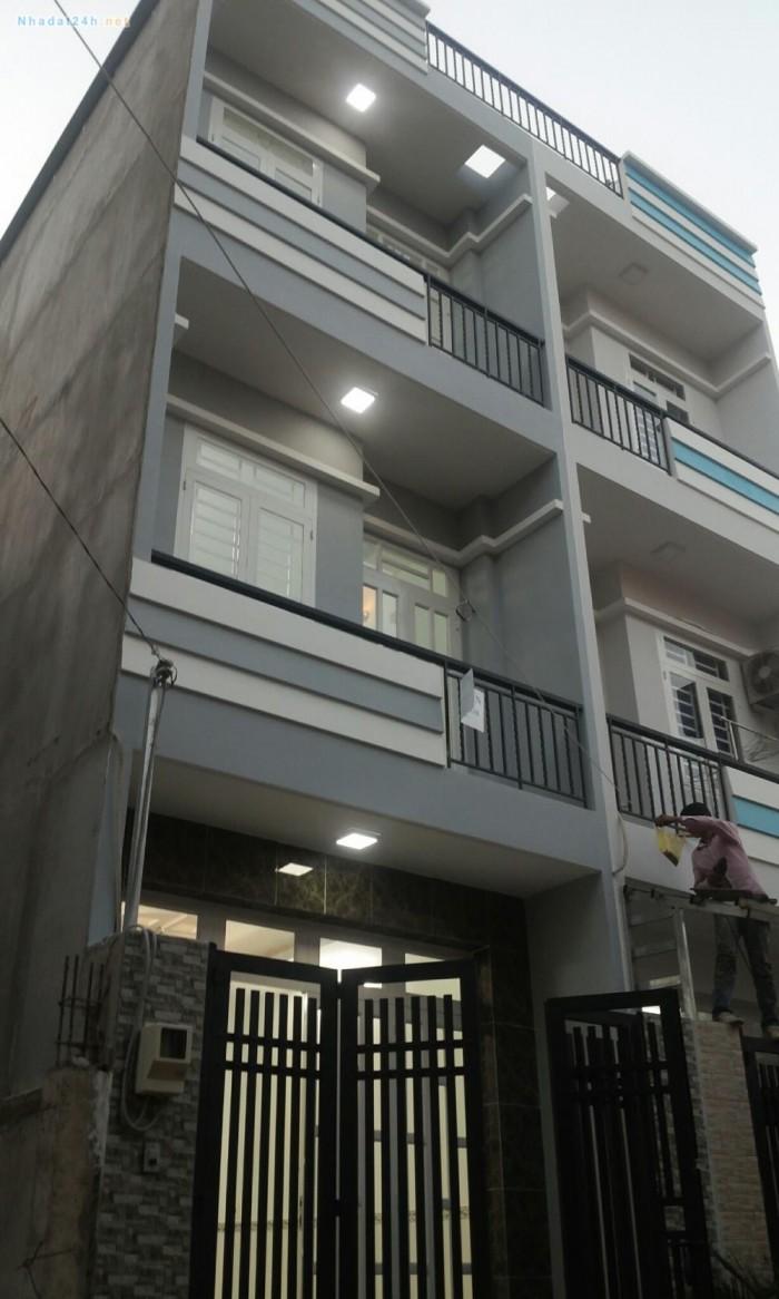 Bán nhà ở xã Xuân Thới Thượng