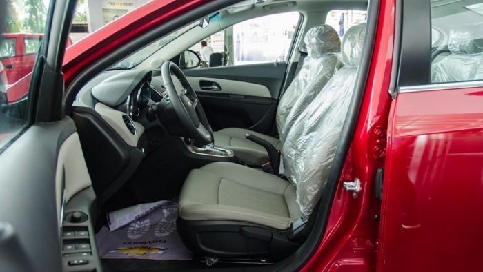 Chevrolet Cruze - Chỉ với 100tr có ngay xe chạy , bao hồ sơ , vay đến 95% 4