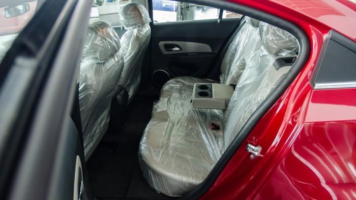 Chevrolet Cruze - Chỉ với 100tr có ngay xe chạy , bao hồ sơ , vay đến 95% 5