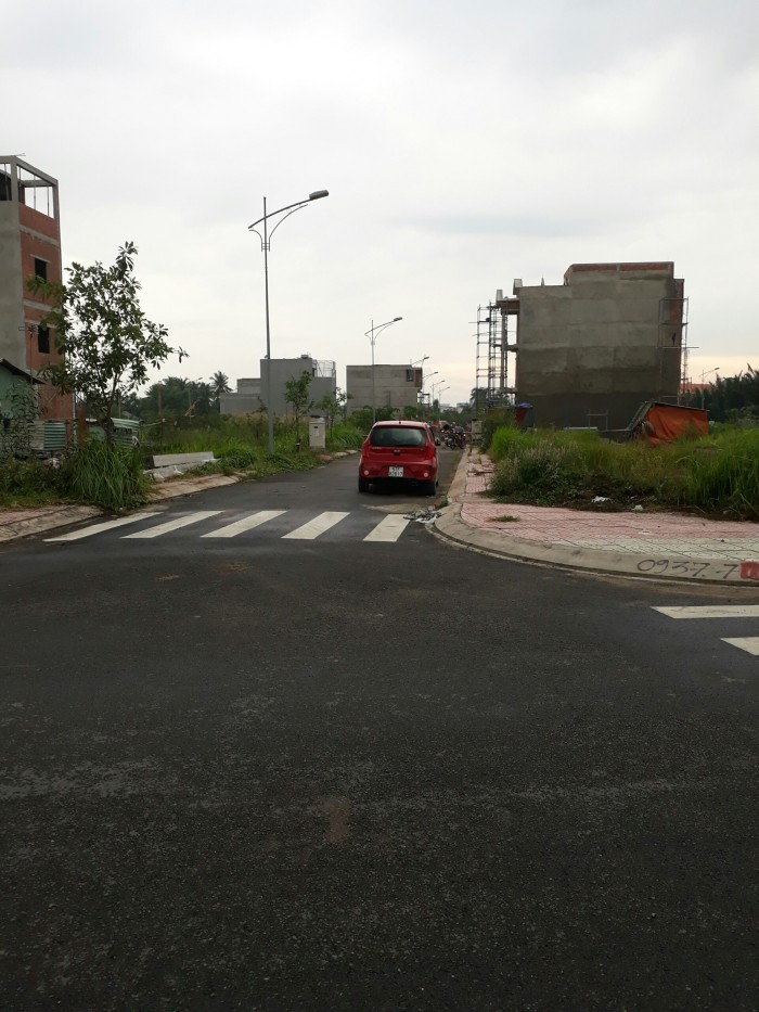 Cần bán lô đất nền nhà phố dự án Nam Khang - Nguyễn Duy Trinh, điện âm, đường 16m