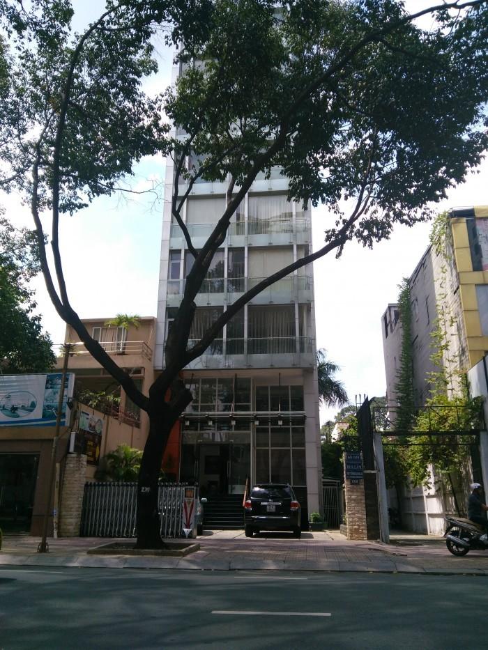 Bán nhà mặt tiền Cống Quỳnh - Bùi Thị Xuân, Phường Nguyễn Cư Trinh