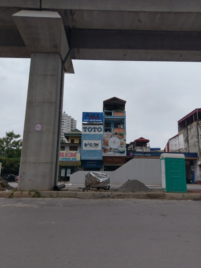 Nhà vuông vắn, không lỗi phong thủy, kinh doanh tốt, giá cả hợp lý, MP Quang Trung, Hà Đông