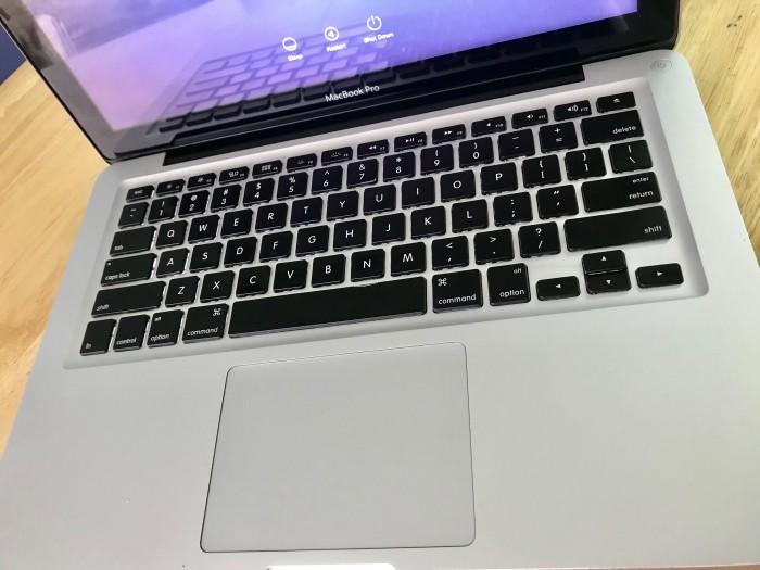 Macbook Pro 2012 13,3in, I7 8g 1000g Đẹp Giá Rẻ15