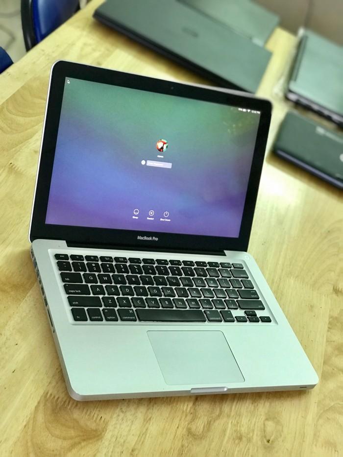 Macbook Pro 2012 13,3in, I7 8g 1000g Đẹp Giá Rẻ4