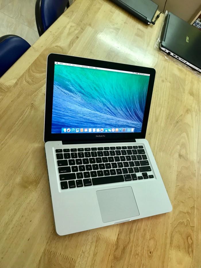 Macbook Pro 2012 13,3in, I7 8g 1000g Đẹp Giá Rẻ0