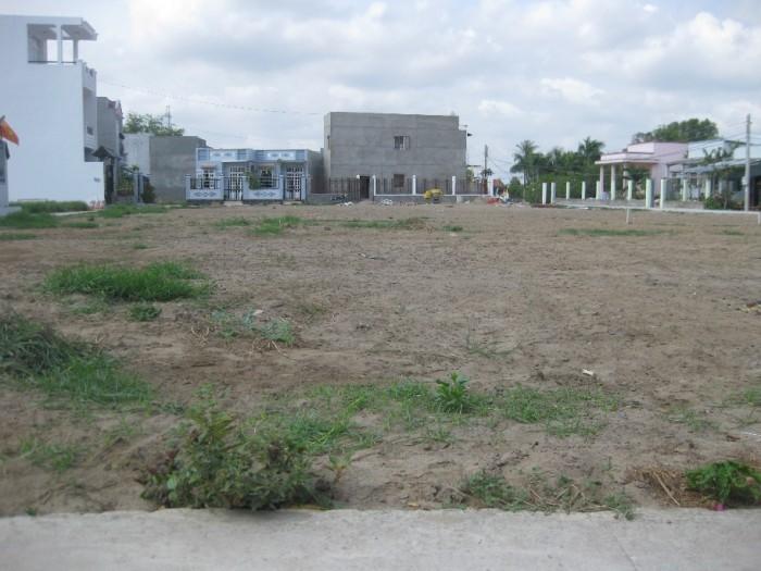 Bán rẻ lô đất 100m2 MT Đồng Văn Cống,P.Thạnh Mỹ Lợi, thổ cư 100%,SHR