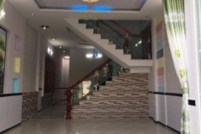 Bán nhà mặt tiền đường Trần Đình Xu, Q.1, DT 4.85x21m, kết cấu 1T, 5L