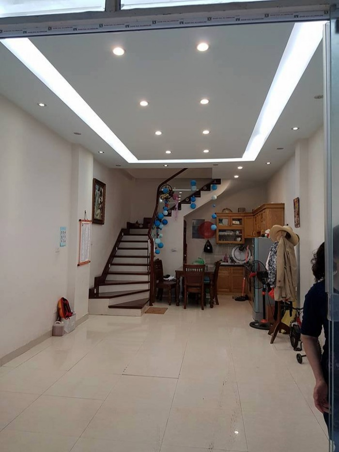 Nhà đẹp nhất phố Hoàng Mai 5 Tầng 30m