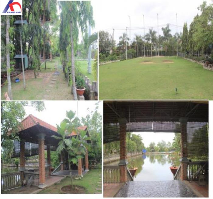 Cho thuê nhà vườn MT Bưng Ông Thoàn, Q.9, DT: 10.000m2. Giá: 70tr/th