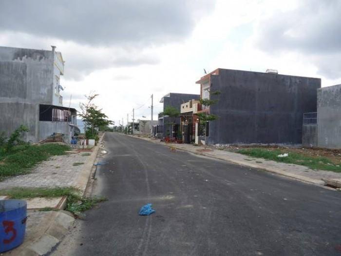 Cần bán lô đất ngay tại ngã ba Mỹ Hạnh, DT 100m2, giá 280tr, SHR