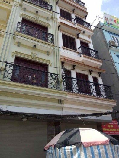 Mặt phố Bà Triệu, quận Hoàn Kiếm, 30m x 6 tầng, mặt tiền rộng, vỉa hè thênh thang!!!