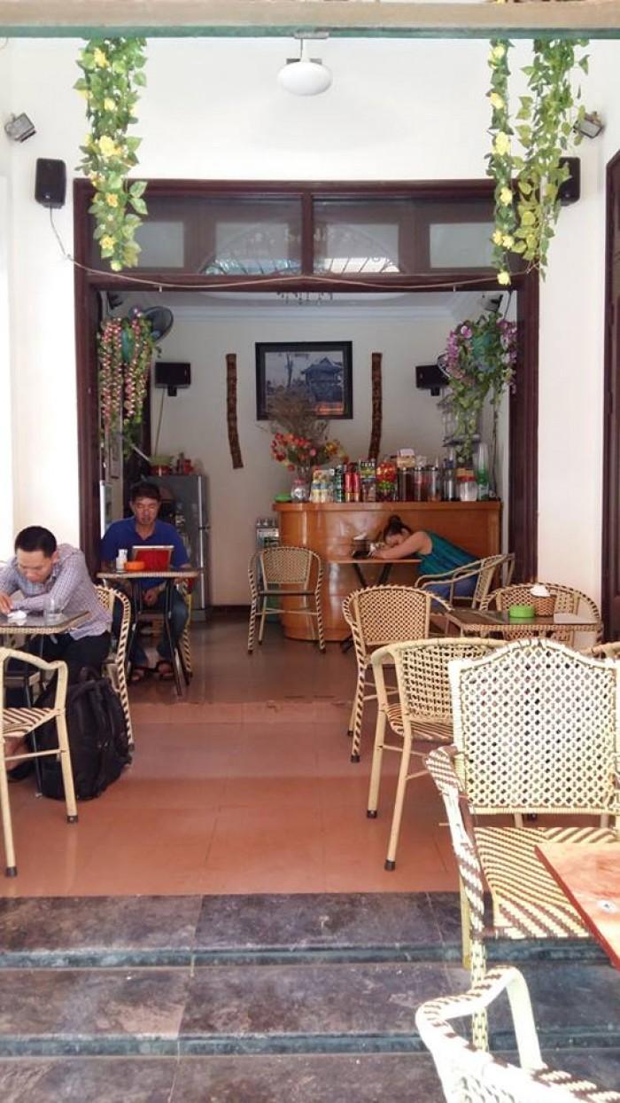 Bán nhà mặt ngõ Phương Mai, Đống Đa Hà Nội, 66m2 4 tầng mặt tiền 9,2m