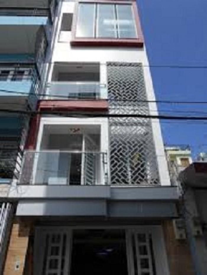 Bán nhà Phan Đăng Lưu, Phú Nhuận, 55m2,5T,HXH