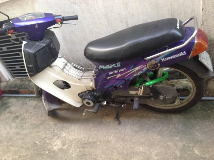 Kawasaki Max sản xuất năm