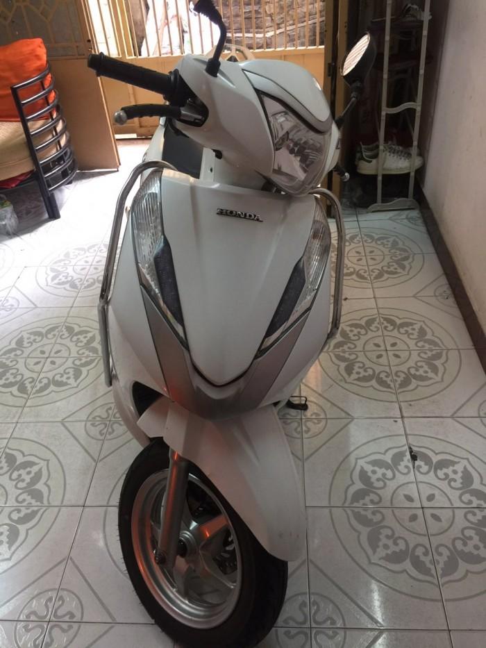 Bán Honda Lead 125 Fi - Màu trắng - Đăng ký 2014