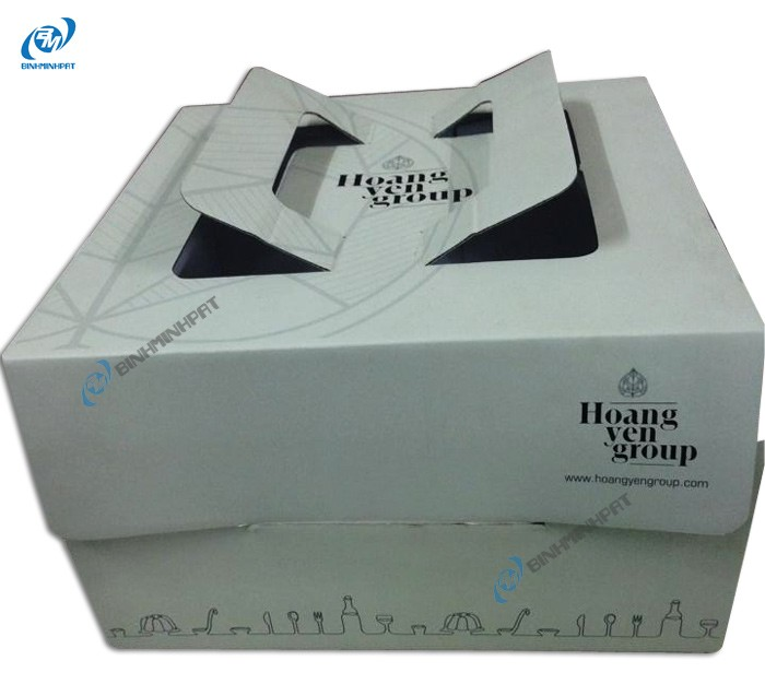 Mẫu hộp bánh kem- do bao bì Bình Minh PAT sản xuất - hinh 21