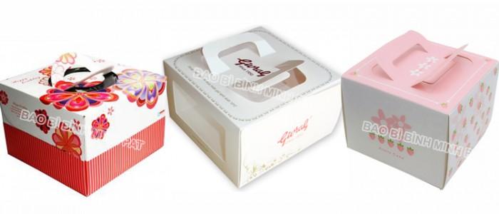 Mẫu hộp bánh kem- do bao bì Bình Minh PAT sản xuất - hinh 76
