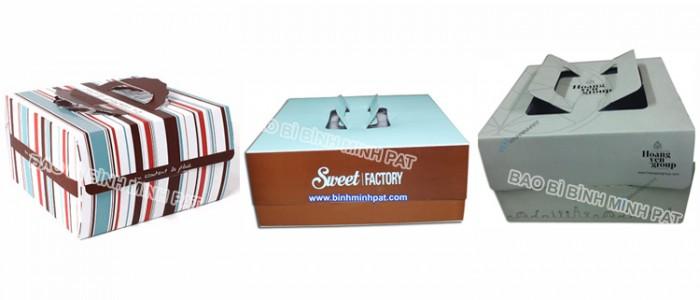 Mẫu hộp bánh kem- do bao bì Bình Minh PAT sản xuất - hinh 43
