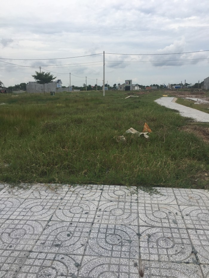 Bán đất đối diện KCN Bon Chen II, đất thổ cư 100%  tiện ở và kinh doanh