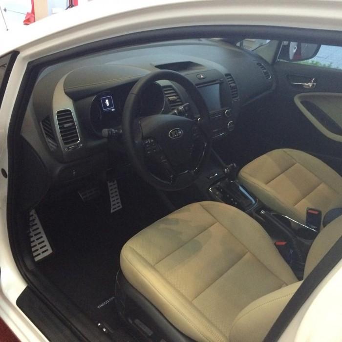 Kia Cerato (Kia K3 facelift) 2017