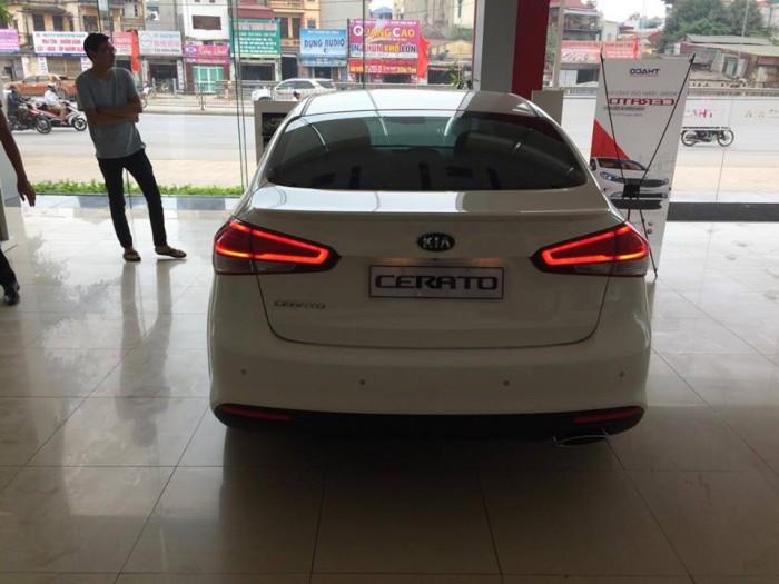 Kia Cerato (Kia K3 facelift) 2.0 L -2017 2