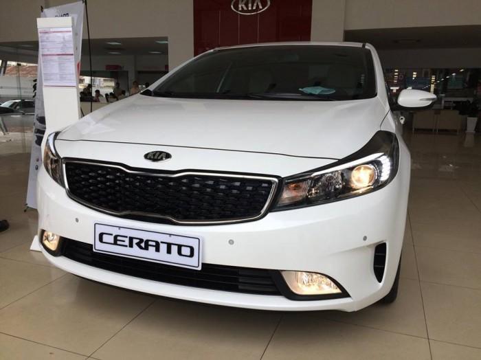 Kia Cerato (Kia K3 facelift) 2.0 L -2017 3