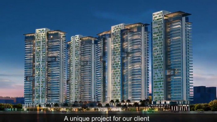 Ra mắt chính thức dự án cao cấp One Verandah - MapleTree Singapore